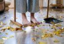 Rengøring i private hjem kan afhjælpe stress