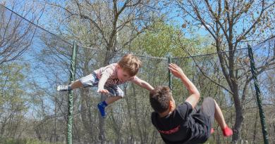 Ideer til udendørs aktiviteter for børn